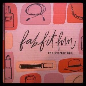 Fab Fit Fun Starter Box Summer 2019